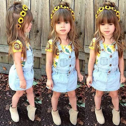 Cool Little Girl Outfits