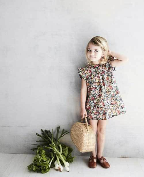 Cute Little Girl Outfit Ideas