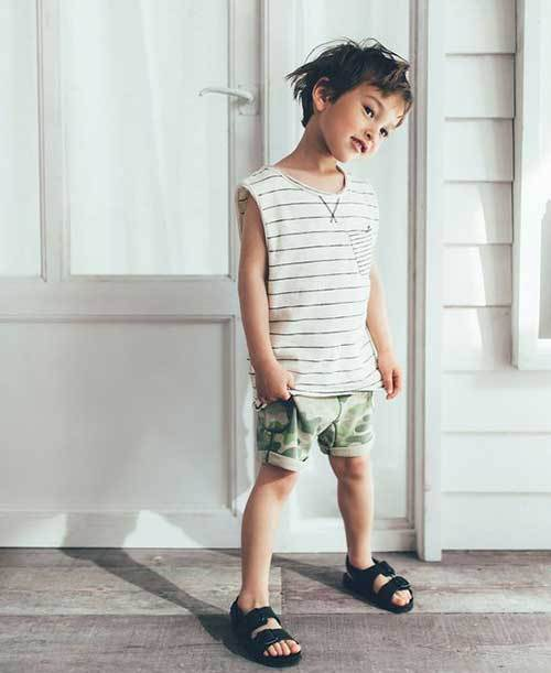 Cute Summer Outfits for Little Boys