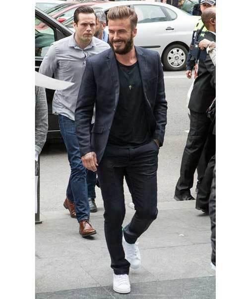 David Beckham Daily Outfits