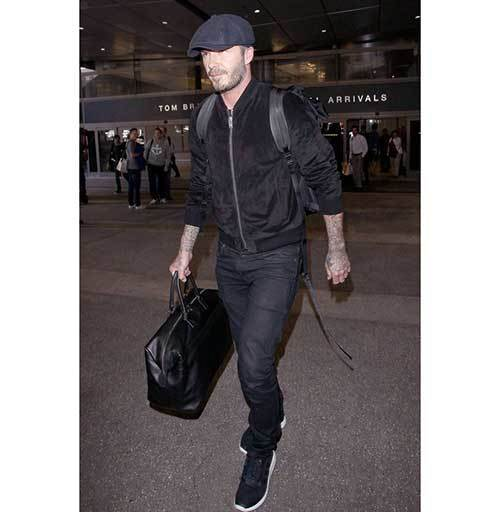 David Beckham Everyday Outfits