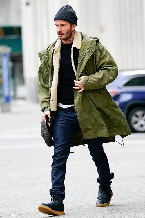 David Beckham Fashion Trends