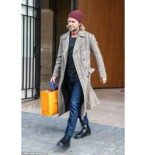 David Beckham Style Tips
