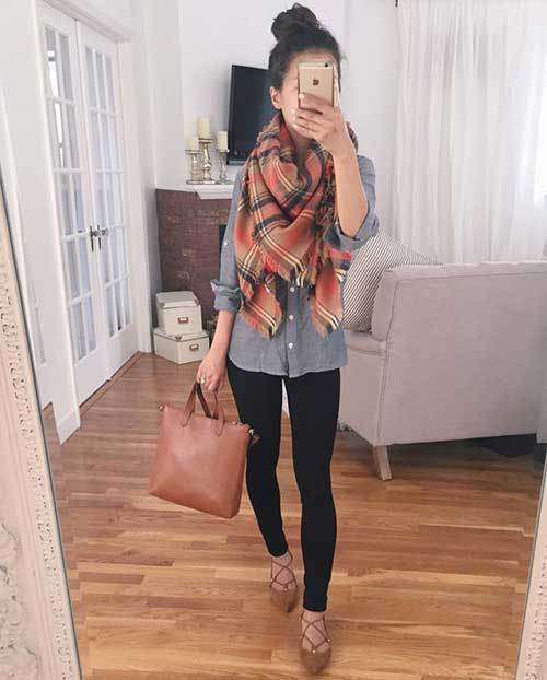 Elegant Fall Outfit Ideas
