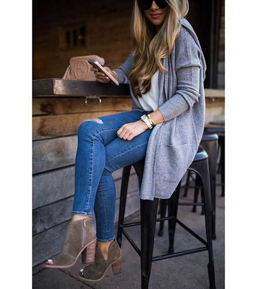Fall Jean Outfit Ideas