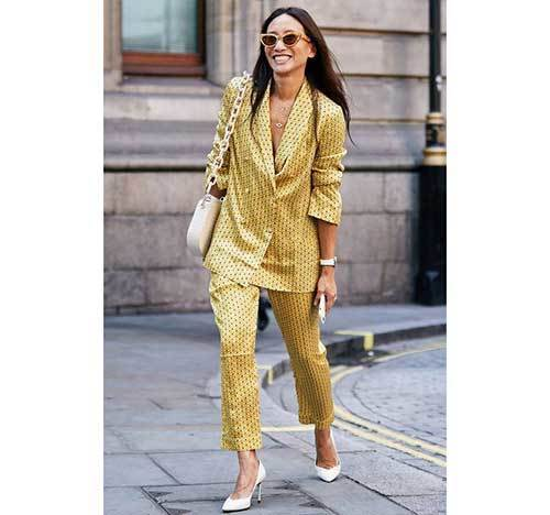 Elegant London Street Style