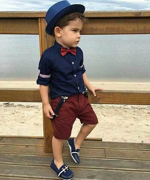 Elegant Little Boy Outfits