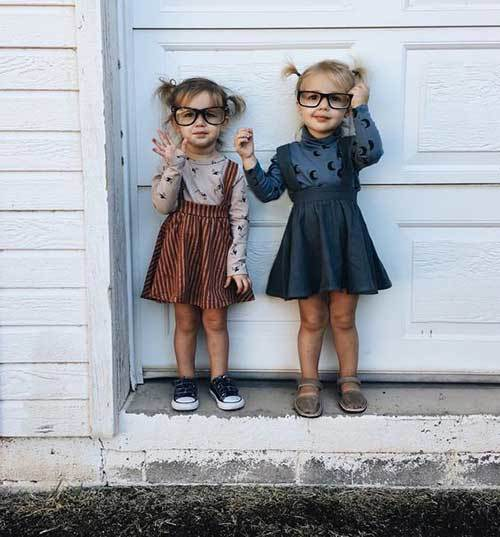Fashionable Toddler Girl Outfit Ideas
