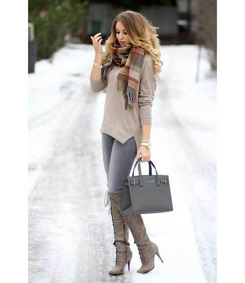 Fashionable Winter Outfit Ideas