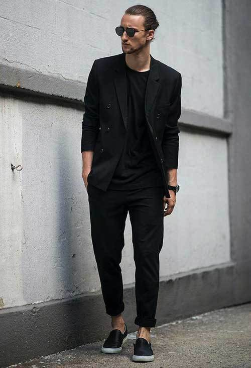 All Black Stylish Outfits