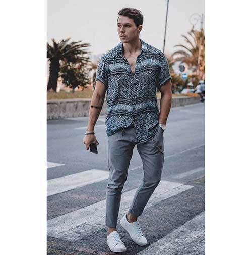 Perfect Summer Outfit İdeas Men
