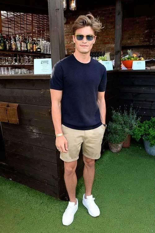 Simple Summer Outfit İdeas Men