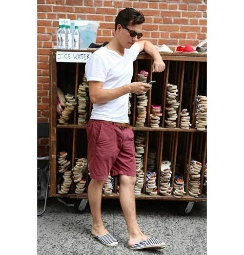 Summer Comfortable Outfit İdeas Men