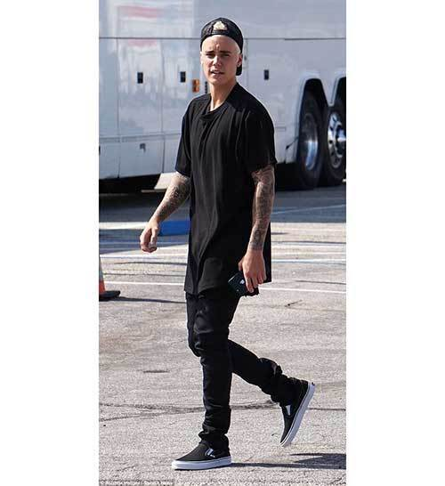 Justin Bieber Best Outfits
