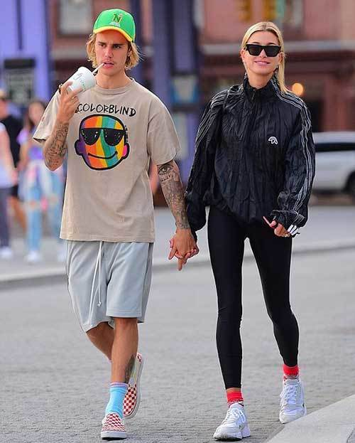 Justin Bieber Everyday Outfits