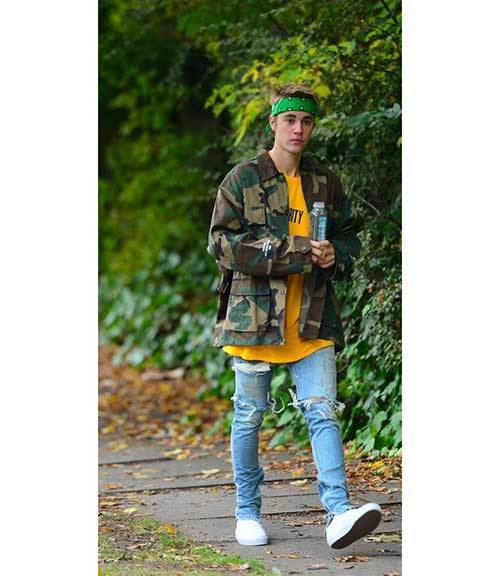 Justin Bieber Outfits 2019