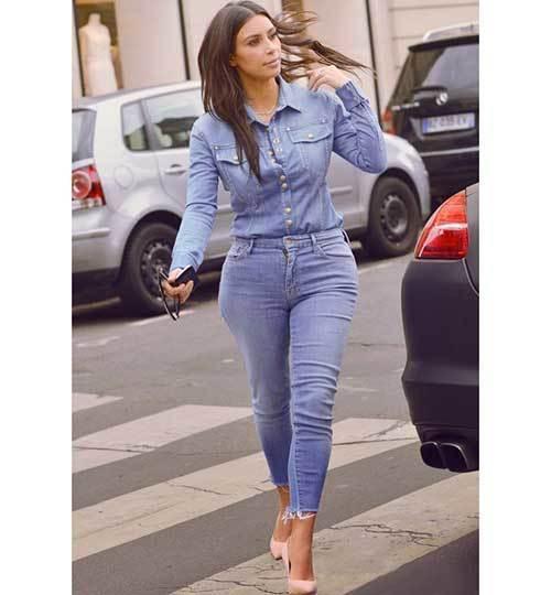 Kim Kardashian Style İdeas