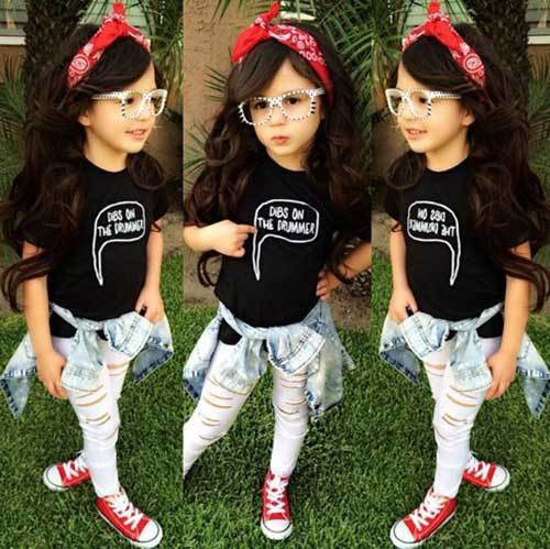 Latest Toddler Girl Outfit Ideas