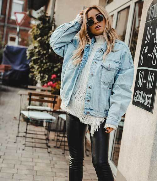 Latest Denim Jacket Outfit Ideas