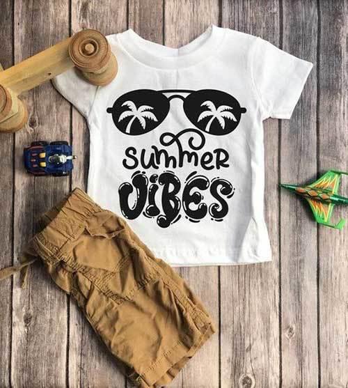 Little Boy Summer Outfits
