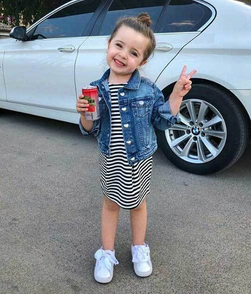 Toddler Girl Fall Outfit Ideas