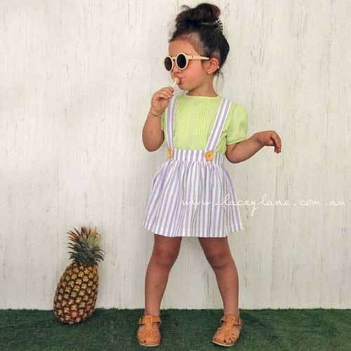 Toddler Girl Skirt Ideas