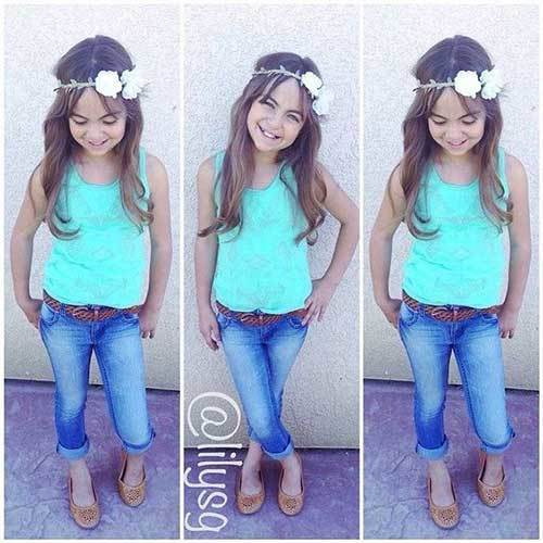 Toddler Girl Spring Outfit Ideas