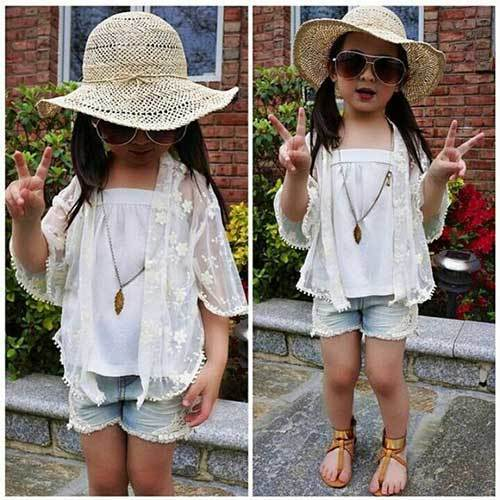 Toddler Girl Summer Outfit Ideas