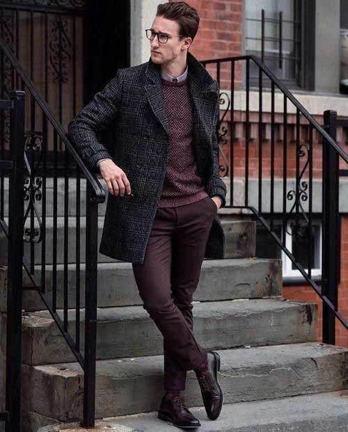 London Classy Mens Outfits