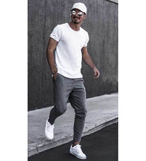 Men Casual Summer Outfits