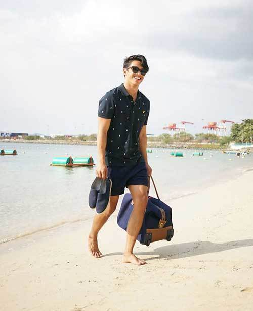 Cruise Outfits for Guys