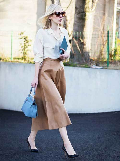 Midi Skirt Ideas