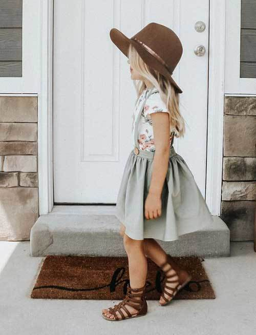 Outfit Ideas for Little Girl