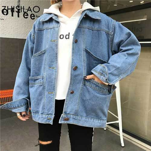 Denim Jacket Outfit Ideas for Woman