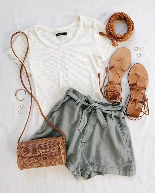 Fashionable Summer Outfits