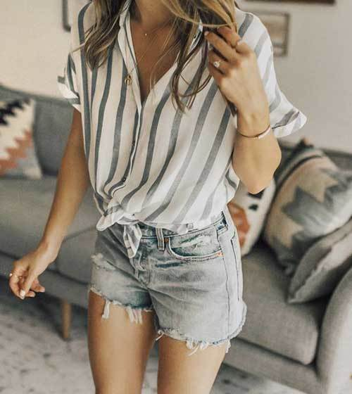 Simple Outfit İdeas for Summer