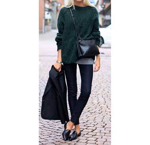 Simple Street Style Outfits
