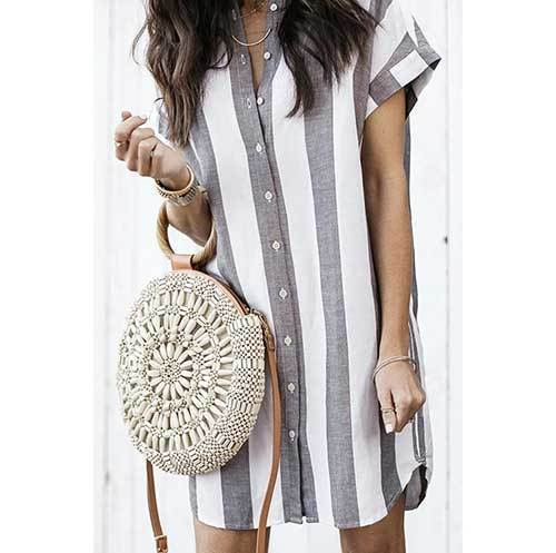 Summer Striped Outfits