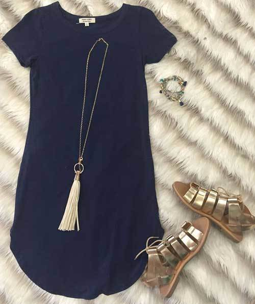 Summer Sun Tunic Outfits
