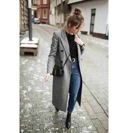 Winter Outfit Street Ideas