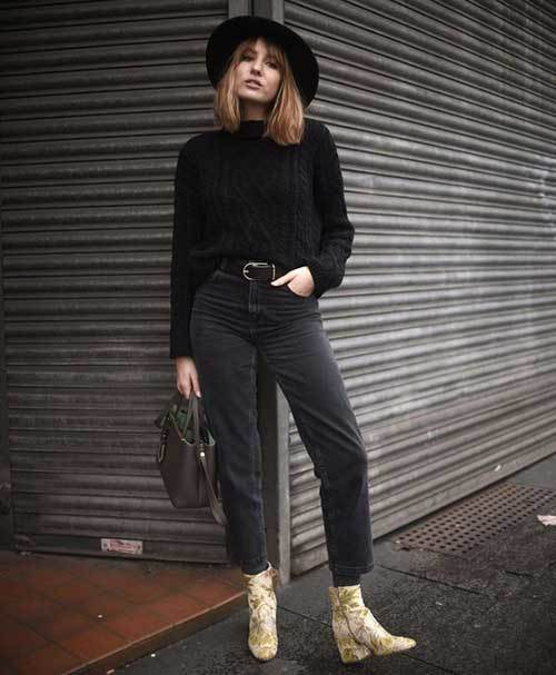 Street Style Jeans Outfits