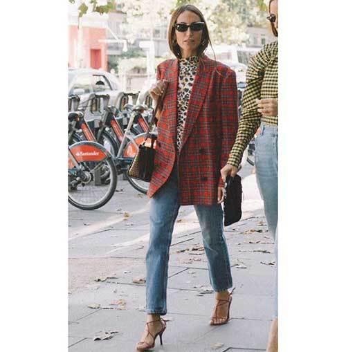 London Street Style Jacket