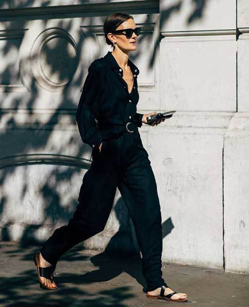 London Street Style Fashion