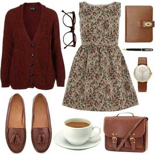 Stylish Vintage Outfits
