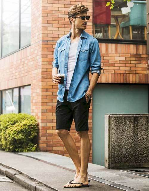 Summer Casual Outfits for Guys