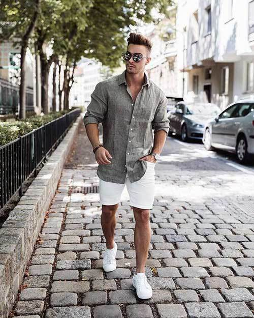 Summer Outfit İdeas for Guys