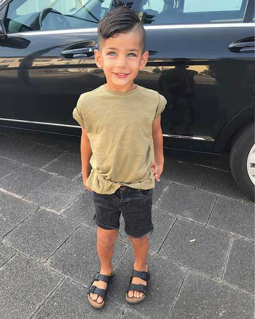 Summer Outfits for Little Boys