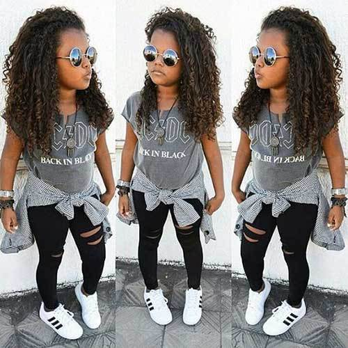 Swag Toddler Girl Outfit Ideas