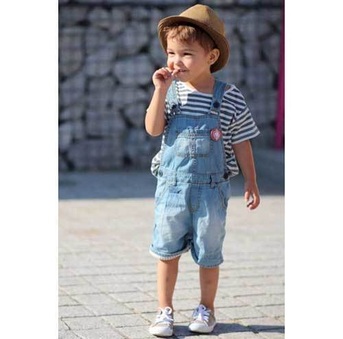 Little Boy Denim Outfits