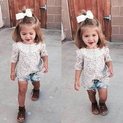 Trendy Toddler Girl Outfit Ideas